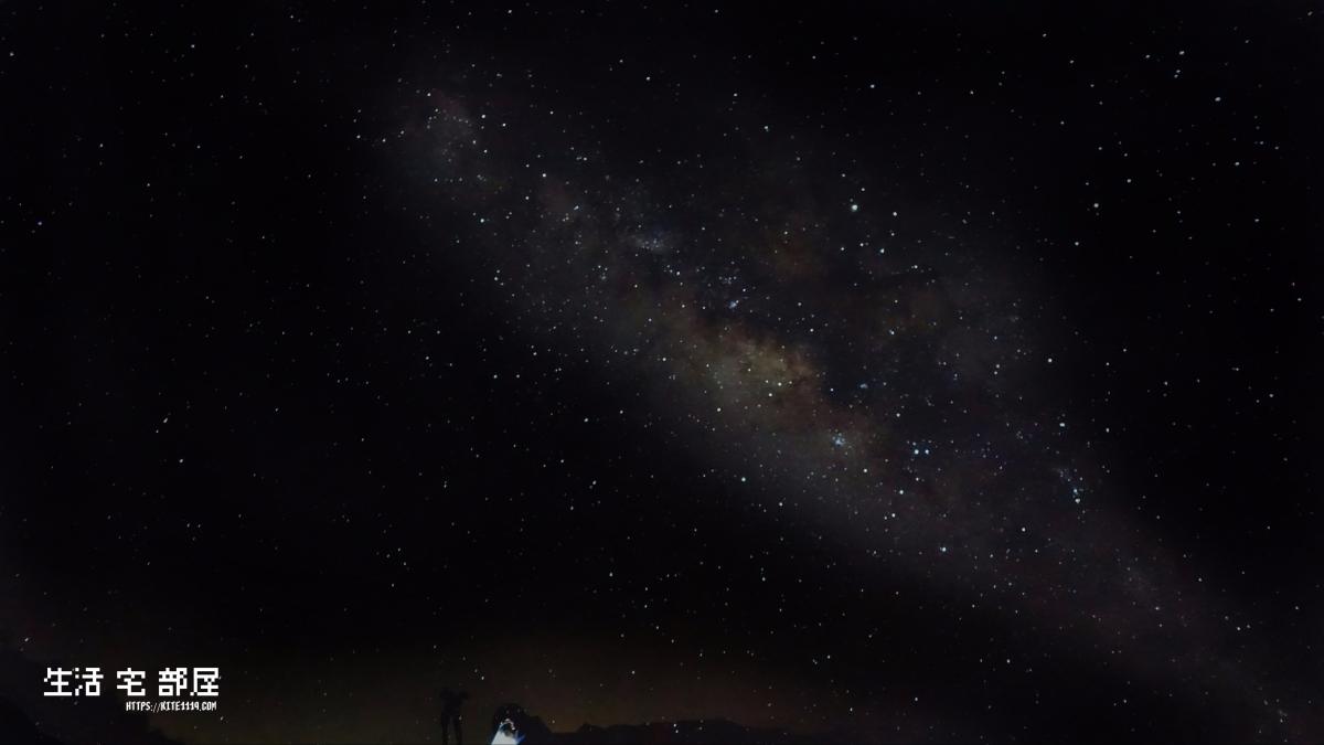 「自助旅行」來去武嶺拍銀河住一晚