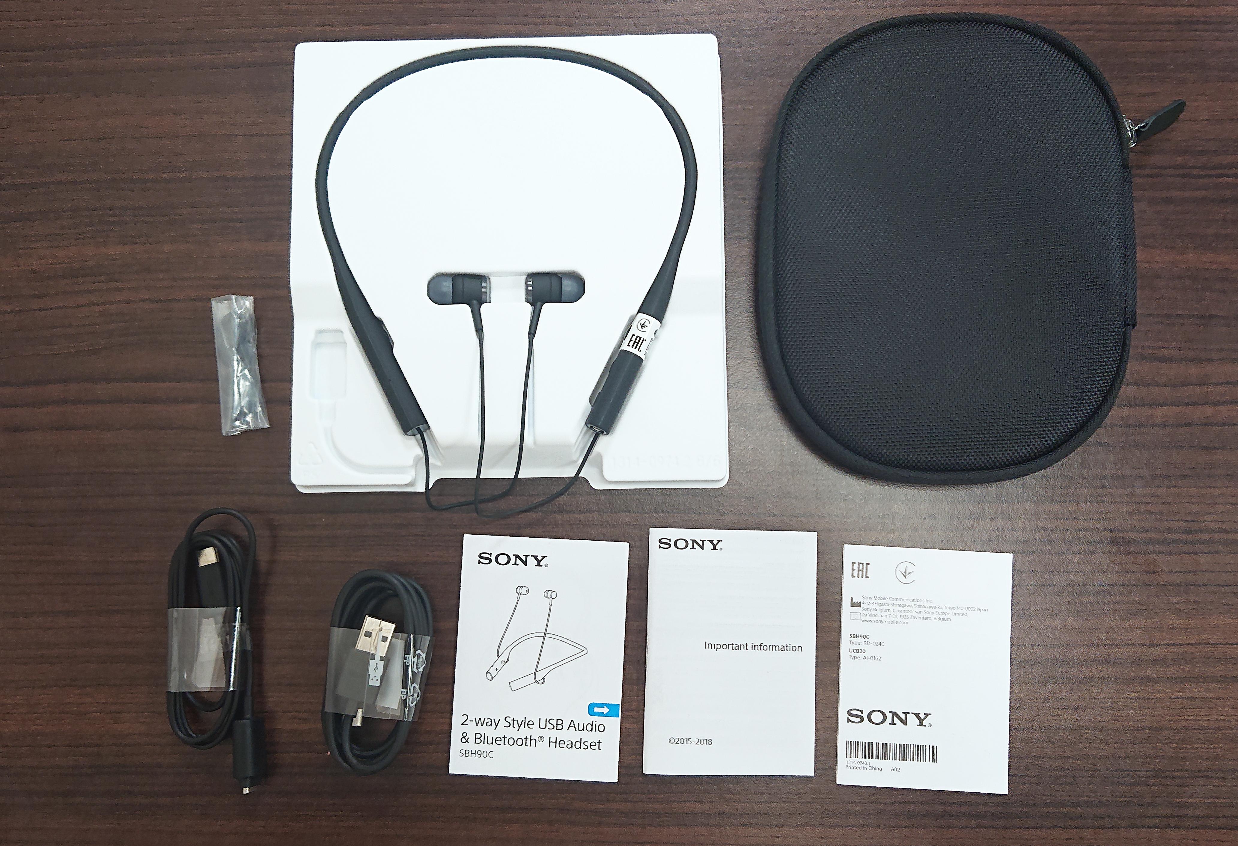 「開箱評測」SBH90c Hi-Res 藍牙耳機,有線無線都好用 - 5