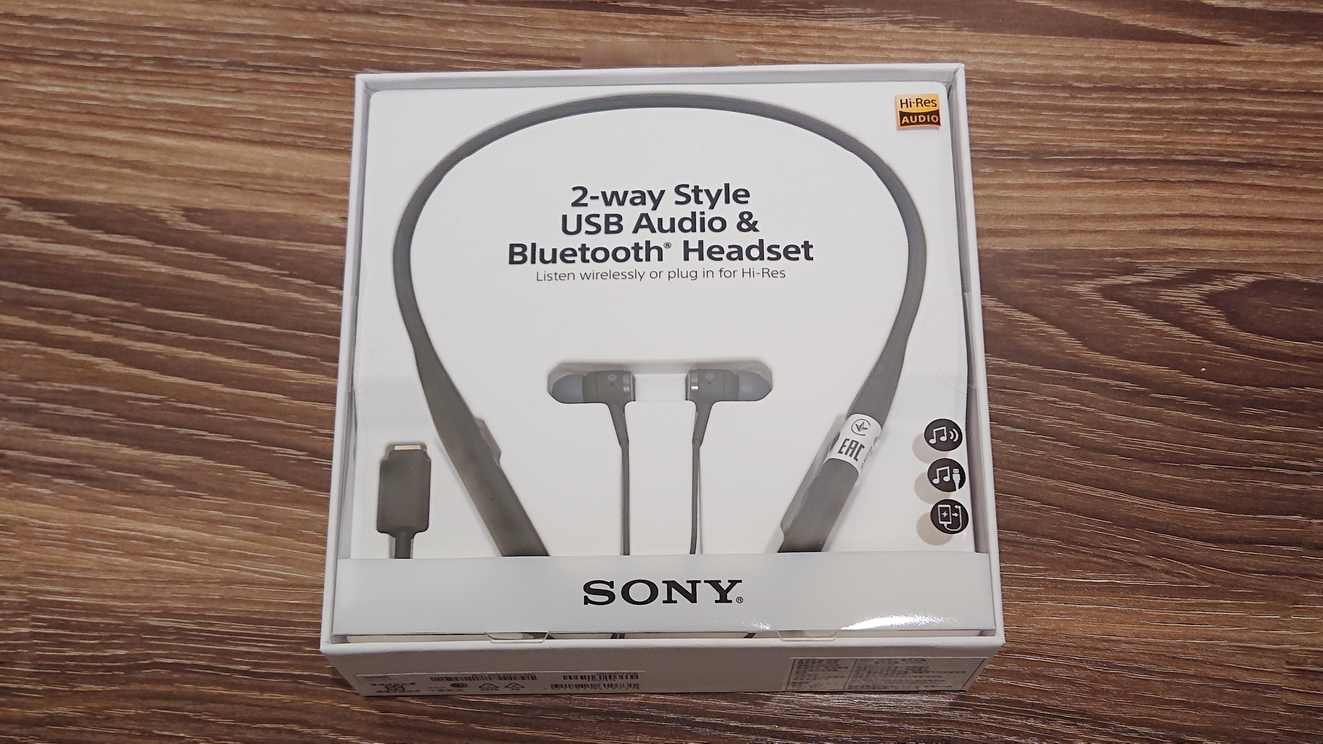 「開箱評測」SBH90c Hi-Res 藍牙耳機,有線無線都好用 - 2