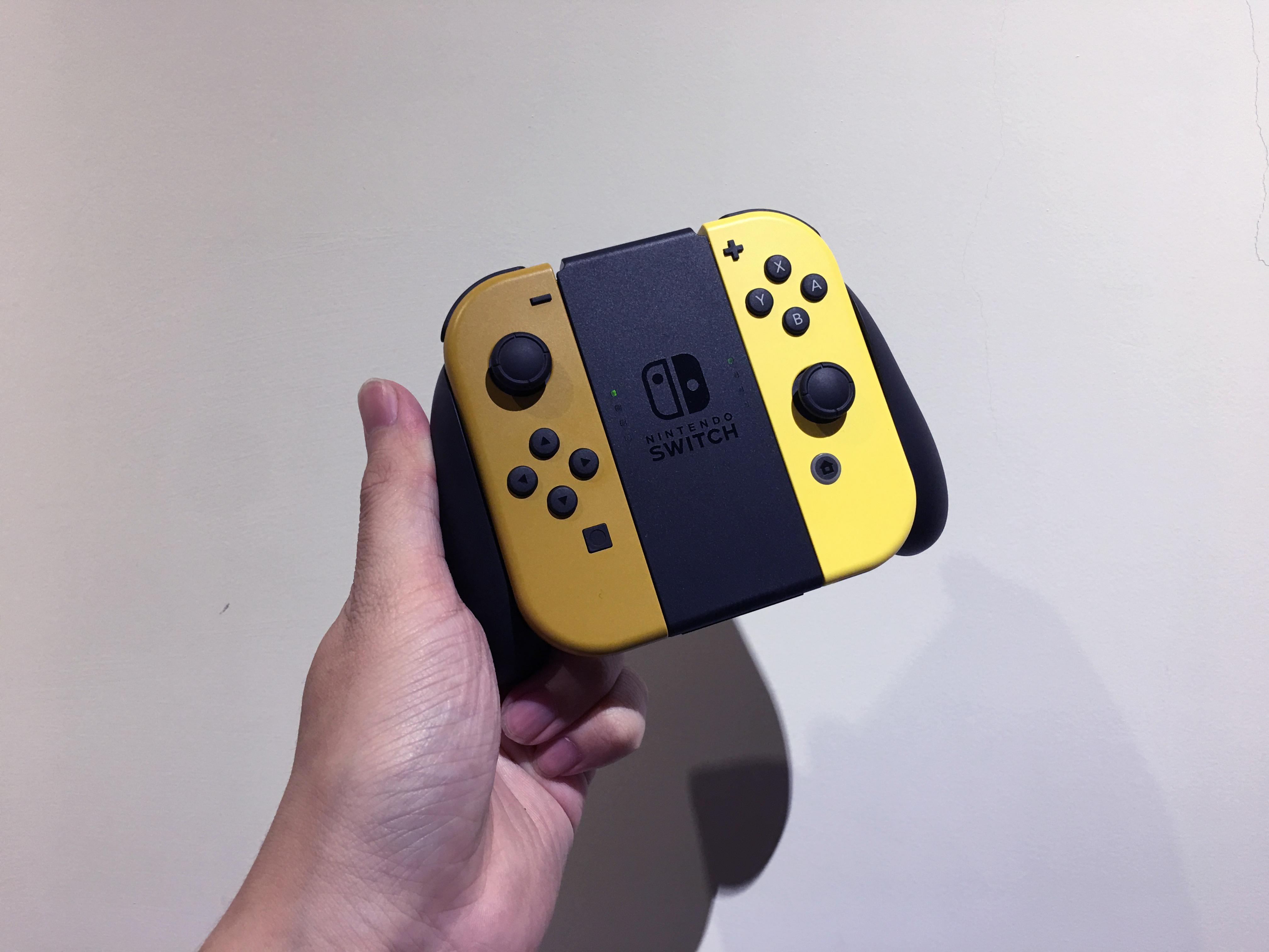 「開箱分享」任天堂Switch Pokemon Let's Go! 同捆組 努力邁向寶可夢大師吧!