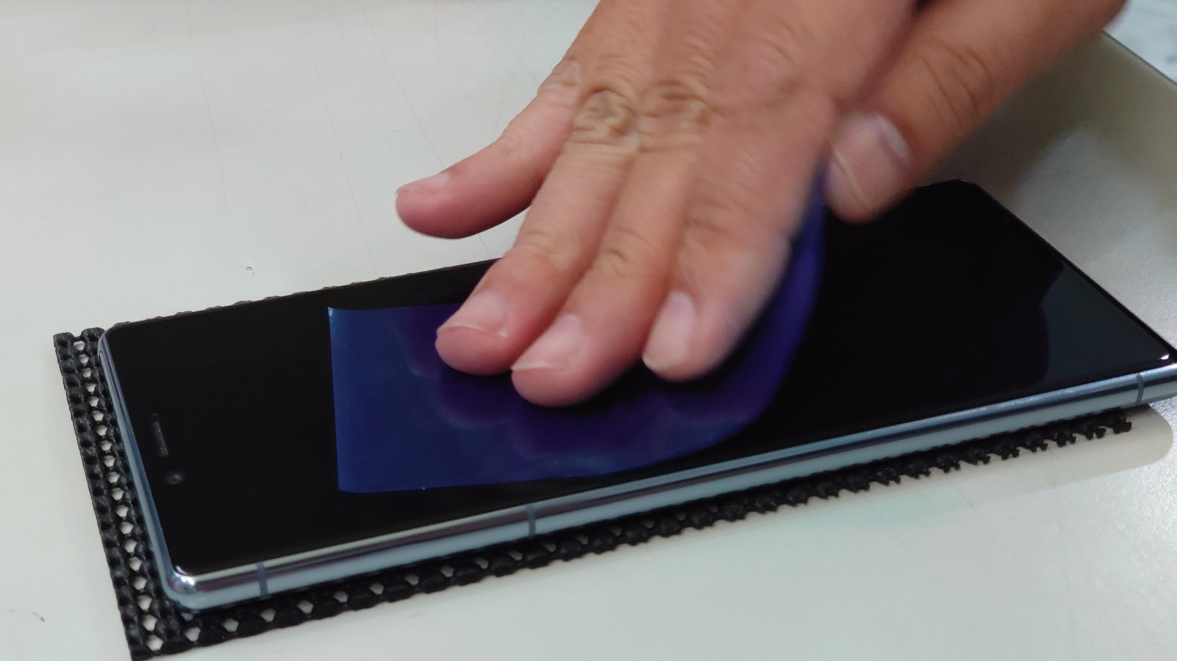 「開箱分享」日系手機配件RASTA BANANA,Xperia 1兼顧美型外觀及手機保護一次滿足 - 4