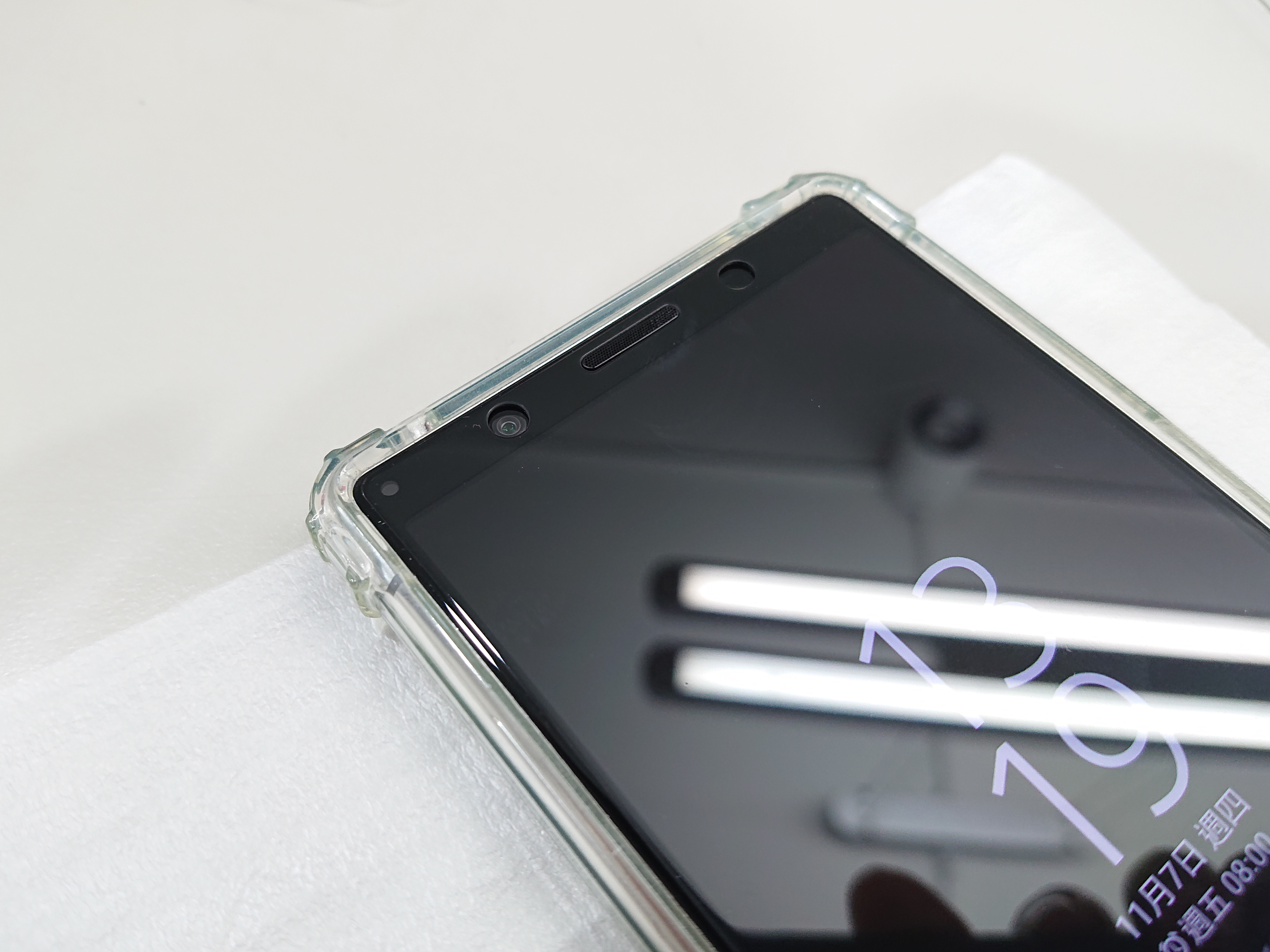 「開箱分享」Xperia 5 吃香蕉,日系配件品牌 Rasta Banana 滿版玻璃保護貼、電鍍殼配件 - 7