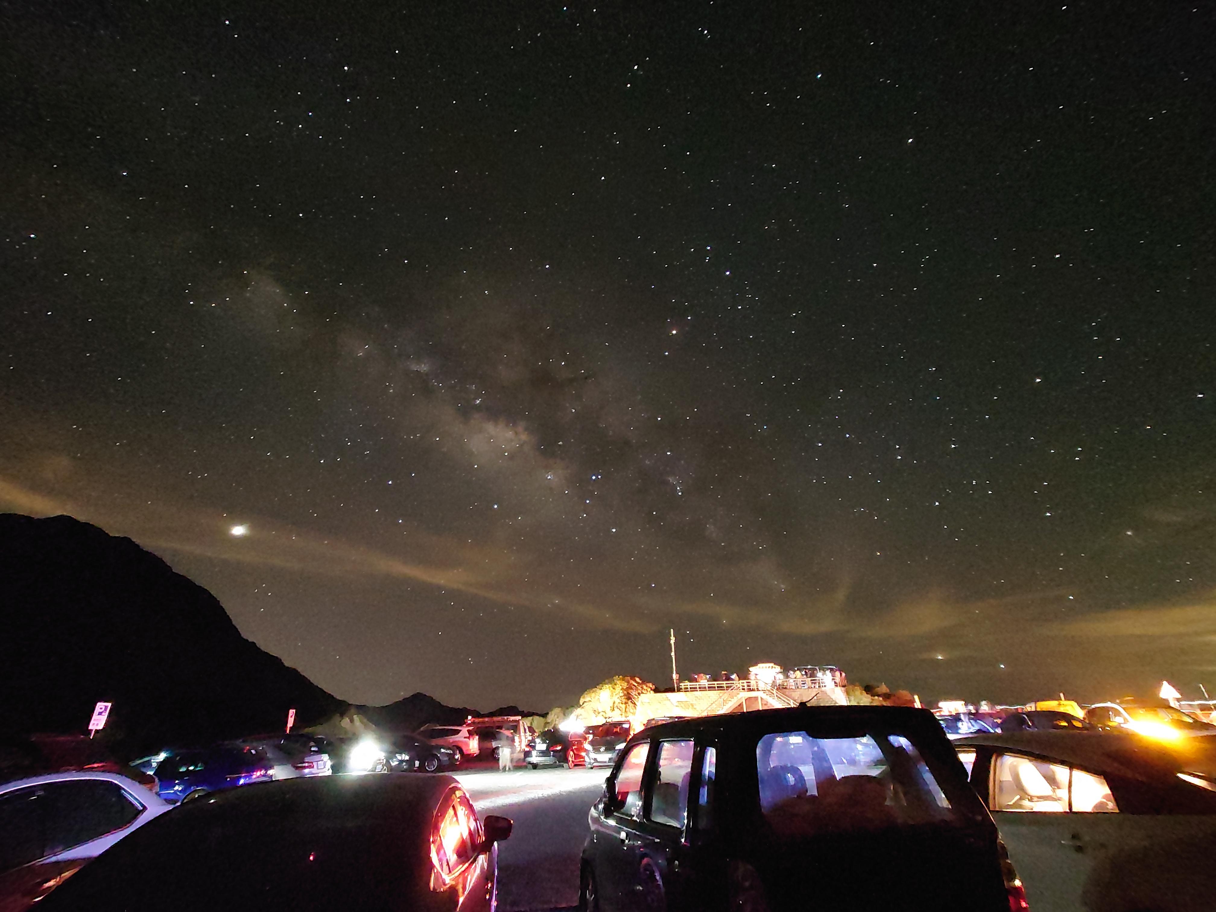 帶著 Xperia 1 II 去旅行,夜景、銀河、日偏食,旅遊記錄拍起來