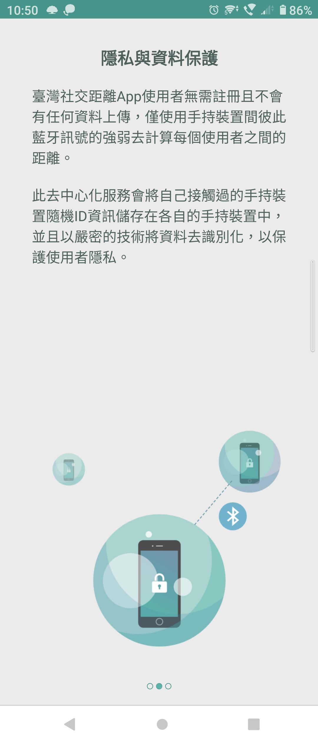 啟用科技防疫!台灣社交距離 APP 快速上手  - 4